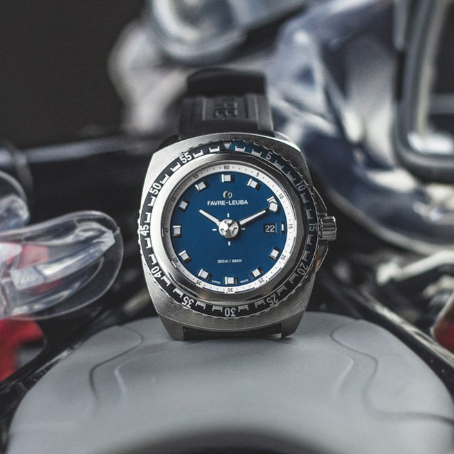 Raider Deep Blue